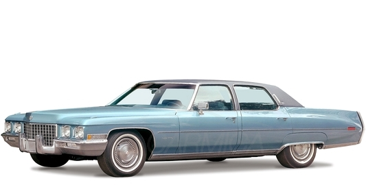 Cadillac Fleetwood Sixty Special Brougham (68169P) '1971