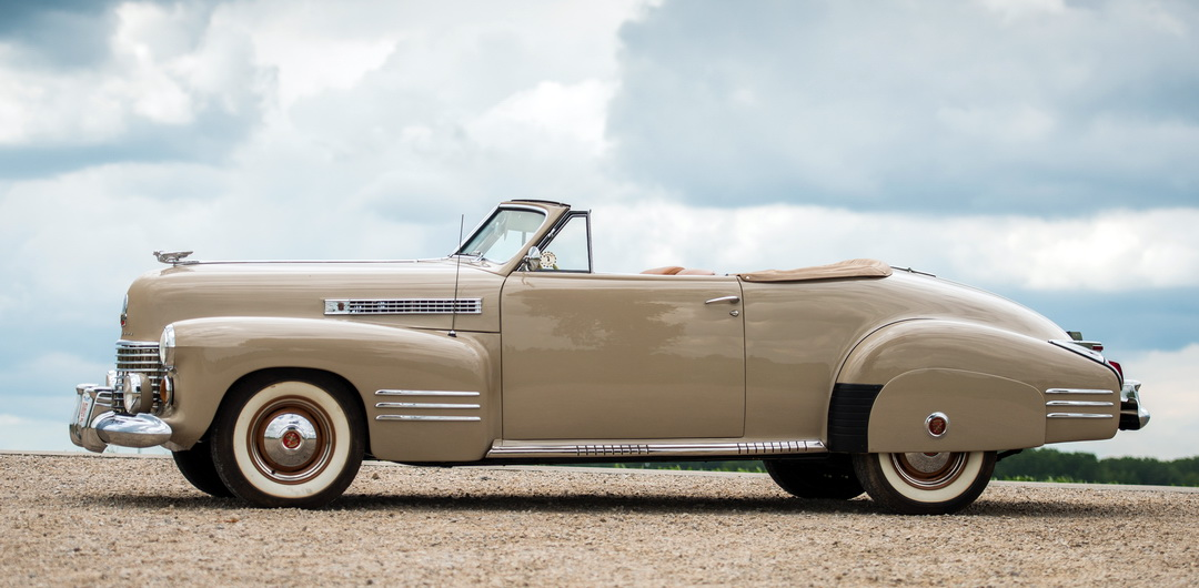 Cadillac Sixty-Two Convertible Coupe Deluxe '1941