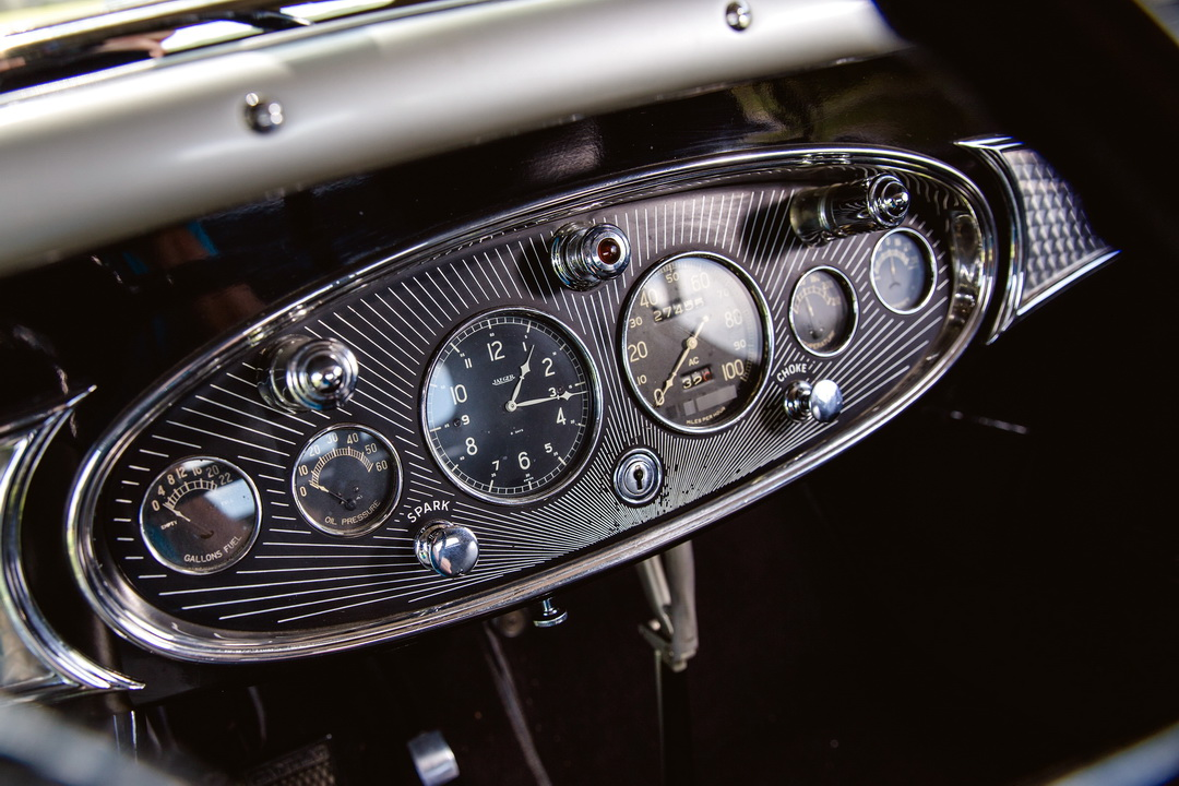 Cadillac V8 355-A Roadster by Fleetwood '1931