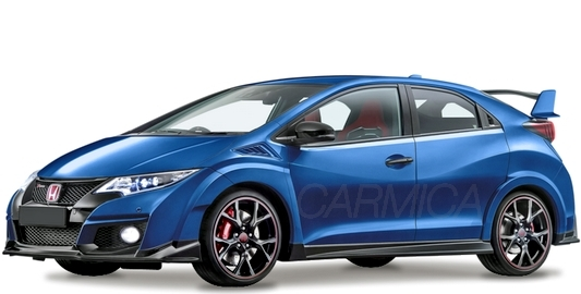 Honda Civic Type R (FK2) '2015–17