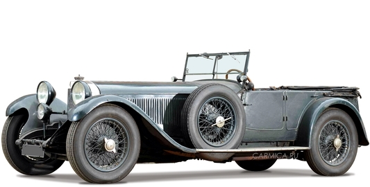 Mercedes-Benz 680S 4-seat Open Tourer '1928
